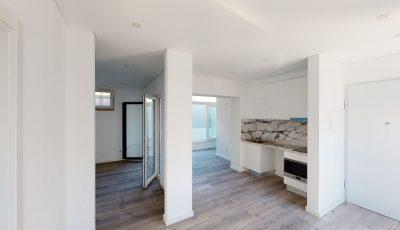 Vila Adell, Apartamento T0 Edifício F, Fração R, 1º Dto, Ajuda, Lisboa 3D Model